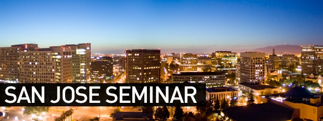 Seminars and Sun in San Jose: A Recap