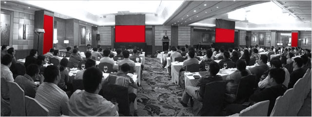 Our In-Building Thrilla (Seminar) in Manila