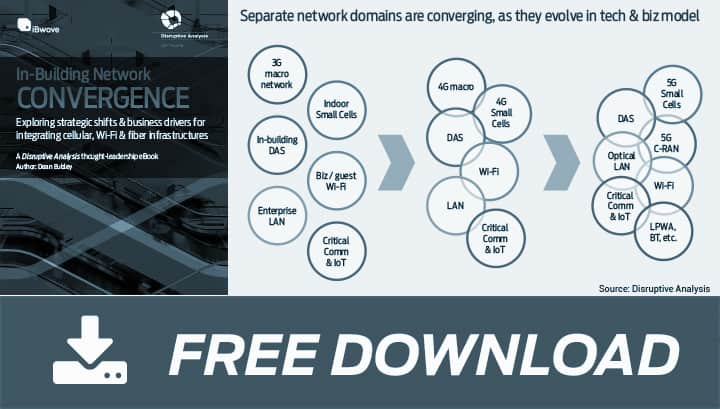eBook on In-Building Network Convergence