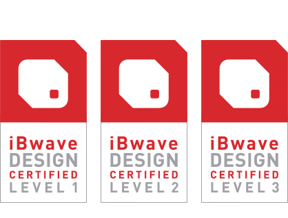 iBwave Certification Program