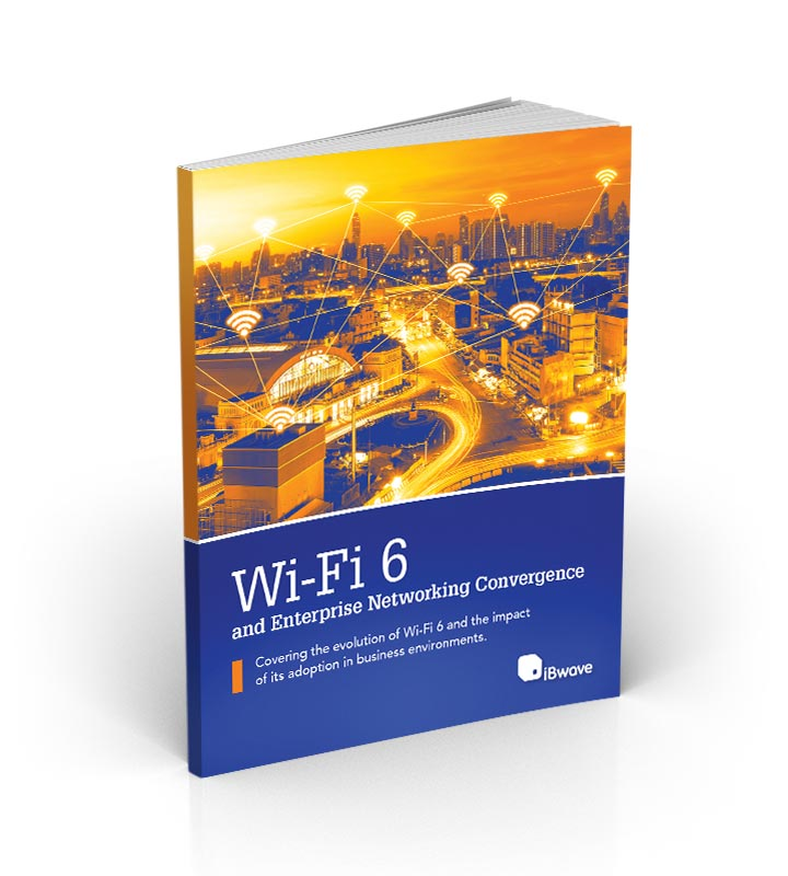 eBook: Wi-Fi 6 and Enterprise Networking Convergence