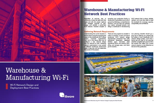 Download eBook on Designing Wi-Fi Networks in Warehouse Environments