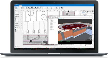 iBwave Design Enterprise: Built-in 3D modeler to improve design accuracy and wow customers
