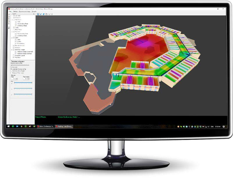 iBwave Viewer: View design files in stunning 3D