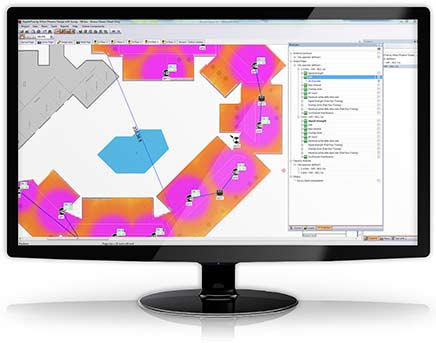 iBwave Viewer: Open and view design projects via the Cloud as read-only