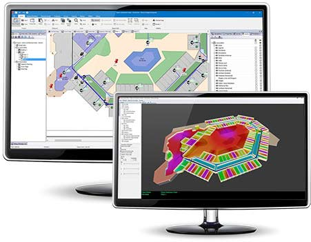 iBwave Wi-Fi®: Design detailed networks in advanced 3D with prediction