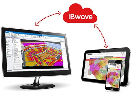 iBwave Wi-Fi Mobile:Easily collaborate on projects via the cloud