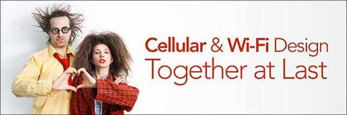 Cellular & Wi-Fi Together At Last