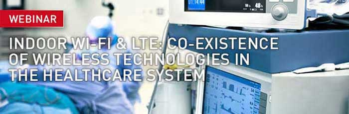 Indoor Wi-Fi & LTE in the Healthcare System