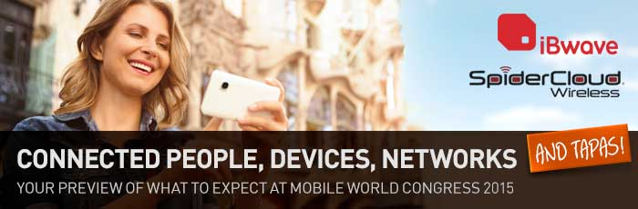 Connected People, Devices Networks and Tapas