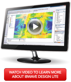 Watch video to learn more about iBwave Design Lite