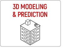 3D Modeling & Prediction