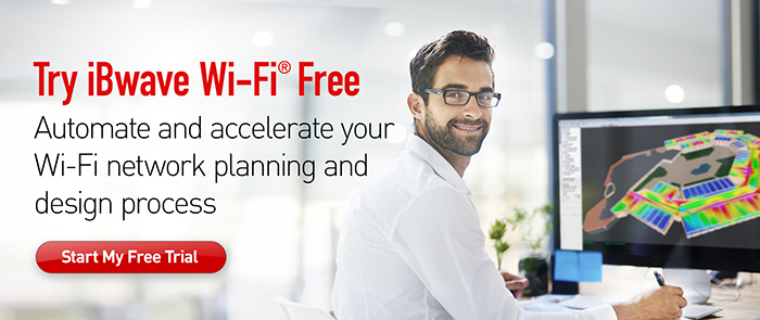 Try iBwave Wi-Fi Free - Automate and accelerate your Wi-Fi network planning and design process