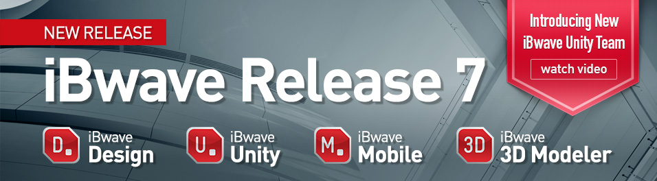 New Release - iBwave Version 7