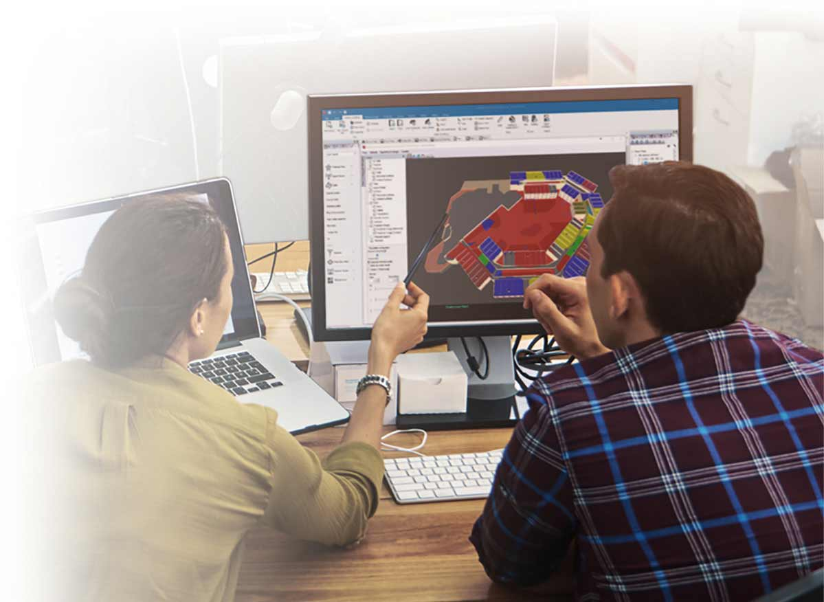 Plan and design indoor wireless network with iBwave Design