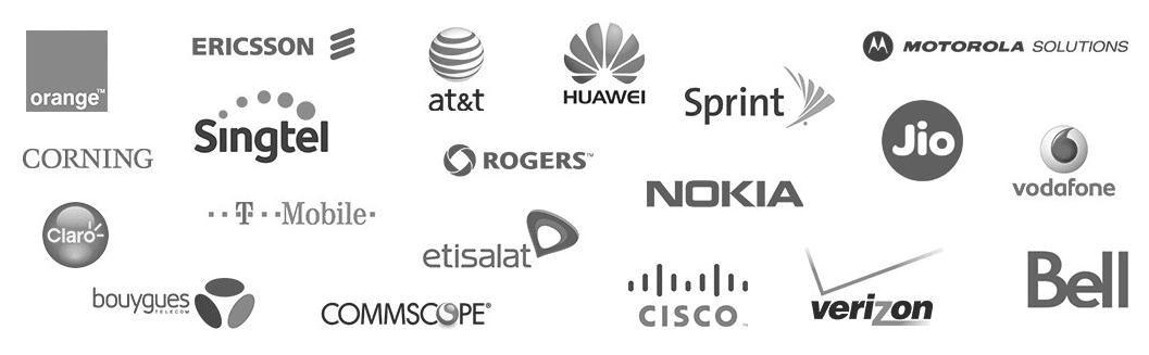 iBwave companies logos