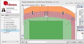 Training: Stadium Design