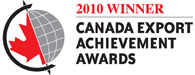 Canada Export Achievement Awards logo
