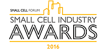 Small Cell Industry Awards logo