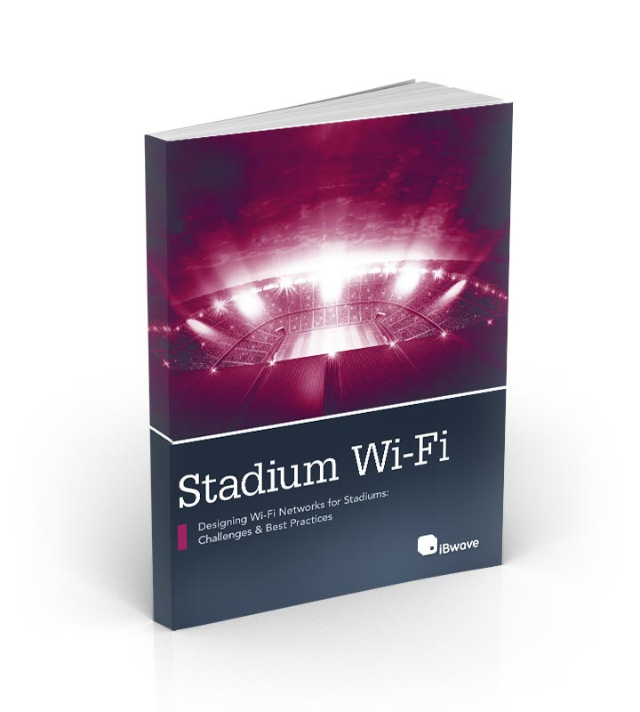 Designing Wi-Fi in Stadiums
