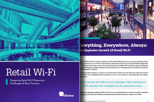 Download eBook on Designing Wi-Fi Networks in Retail Environments