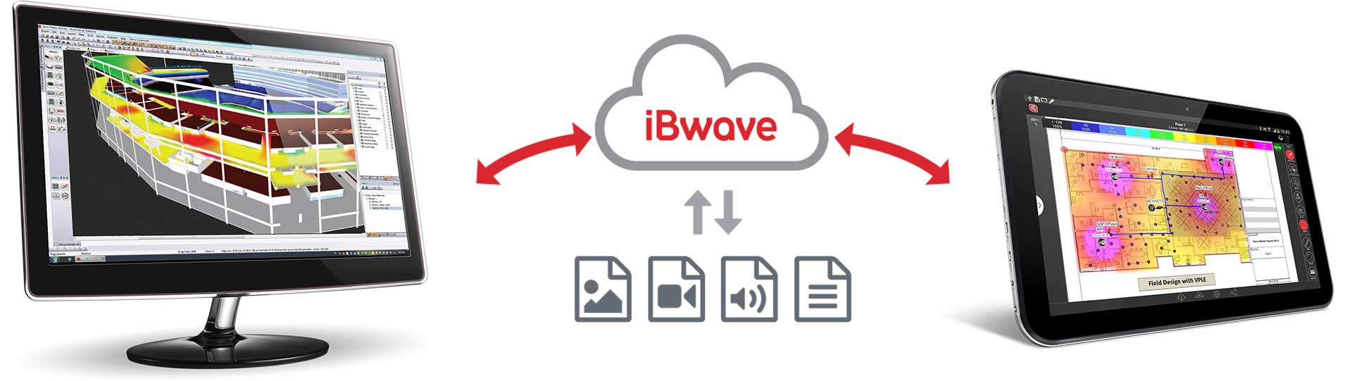 iBwave Wi-Fi and iBwave Wi-Fi Mobile via the Cloud