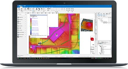 iBwave Design Enterprise: Integration with 3rd party collection and outdoor planning tools