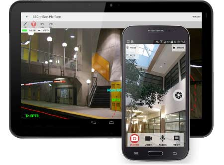 iBwave Wi-Fi Mobile: Quickly capture site visuals with your tablet