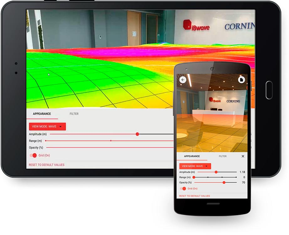 iBwave Wi-Fi Mobile: New AR Features