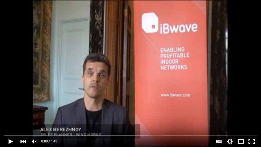 iBwave DESIGN ENTERPRISE