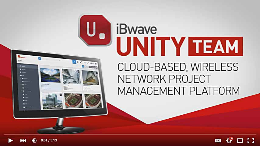 iBwave UNITY TEAM PROMOTIONAL VIDEO