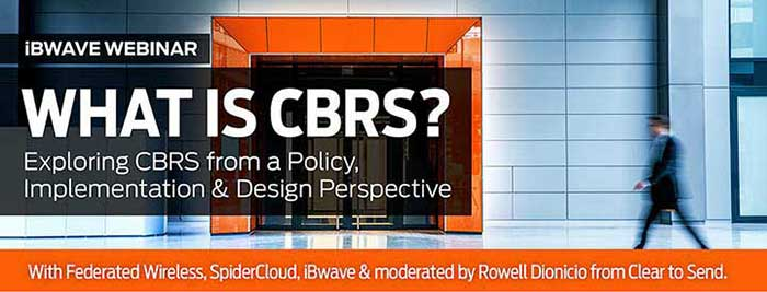 What is CBRS? Exploring CBRS from a Policy, Implementation & Design Perspective