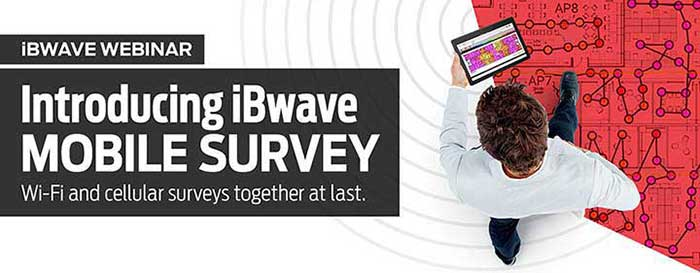 Introducing Mobile Survey: Wi-Fi and Cellular Surveys, Together at Last