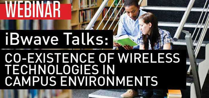 Co-existence of Wireless Technologies in Campus Environments