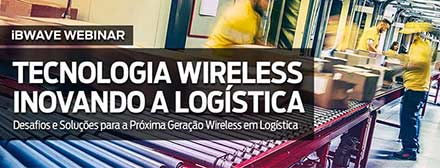 Challenges and solutions of the next generation wireless in logistics (in Portuguese)