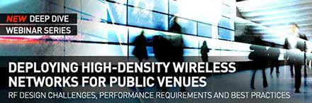 Deploying High-Density Networks for Public Venues