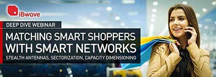 Matching Smart Shoppers with Smart Networks (Shopping Malls)