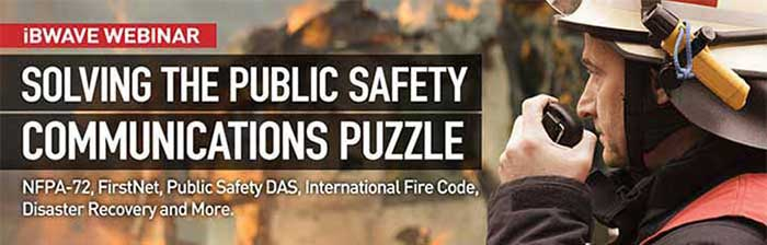 Solving the Public Safety Communications Puzzle