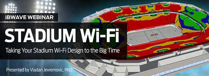 Stadium Wi-Fi. Taking your stadium Wi-Fi design to the big time