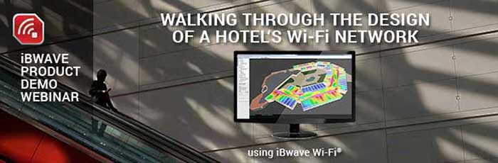 Walking Through the Design of a Hotel's Wi-Fi Network