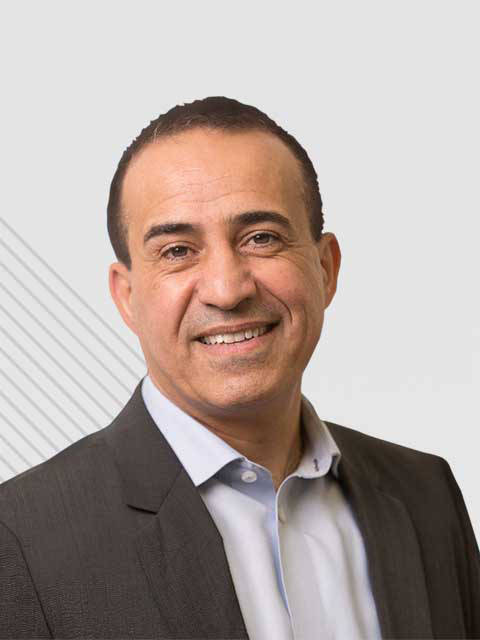 GEORGES KECHICHIAN - Senior VP Engineering